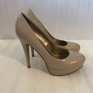 Guess Nude Patton Heels